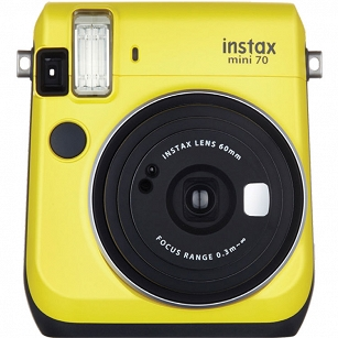 INSTAX 70 YELLOW