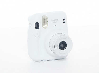 fuji instax mini 11 - ice white