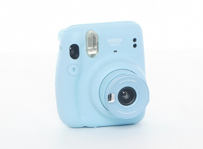 fuji instax mini 11 - sky blue