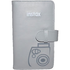 album instax mini smoky white