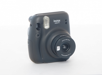 fuji instax mini 11 - charcoal gray