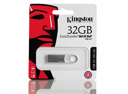 DataTraveler 32GB SE9 G2 3.0 Kingston